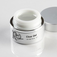 Soak Off Clear Gel 15 ml.