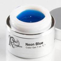 Gel Colorato Neon Blue 7 ml.