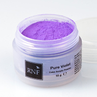 Pure Violet Acrylic Powder