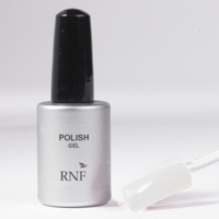 Polish Gel White Cotton 15 ml.