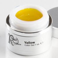 Gel Colorato Yellow 7 ml.