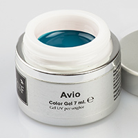Gel Colorato Avio 7 ml.