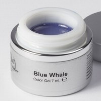 Gel Colorato Blue Whale 7 ml.