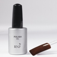 polish gel chocolate