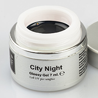 Nail Art Gel City Night 7 ml.