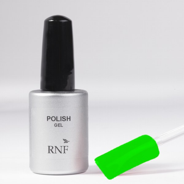 Polish Gel Fluo Green 15 ml