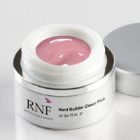 Hard Builder Cover Pink 15 ml.