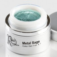 Gel Colorato Metal Sage 7 ml.