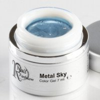 Gel Colorato Metal Sky 7 ml.