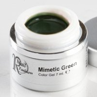 Gel Colorato Mimetic Green 7 ml.