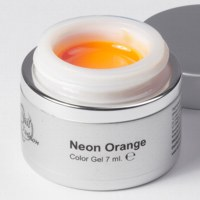 Gel Colorato Neon Orange 7 ml.