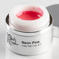 Gel Colorato Neon Pink 7 ml.