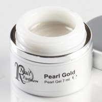 Gel Pearl Gold 7 ml.