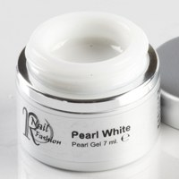 Gel Pearl White 7 ml.