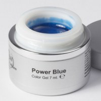 Gel Colorato Power Blue 7 ml.