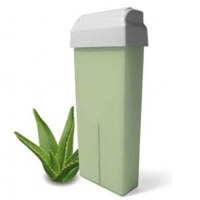 Cera in cartuccia Aloe Vera 100 ml.