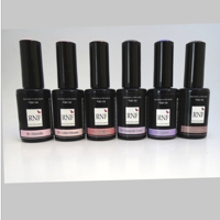 Set 6 polish gel 8 ml. mod. 4