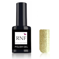 Polish Gel Glitter Star Champagne 15 ml.