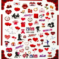 Sticker Valentine 1