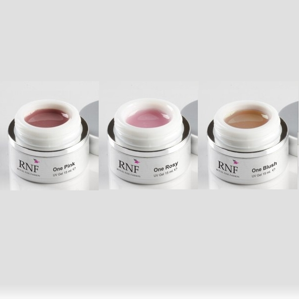 Set Gel UV Monofasici 15 ml.