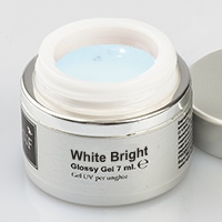 Nail Art Gel White Bright 7 ml.